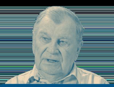 Image of survivor Paul Morenec.