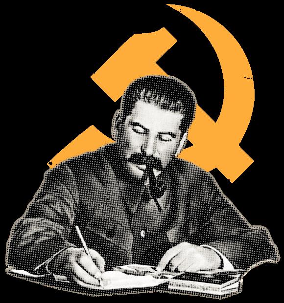 Image of Soviet Leader Joseph Stalin