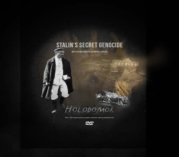 Stalin's Secret Genocide (DVD disc art)